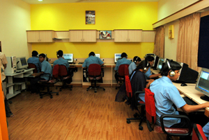 Computer Lab Room